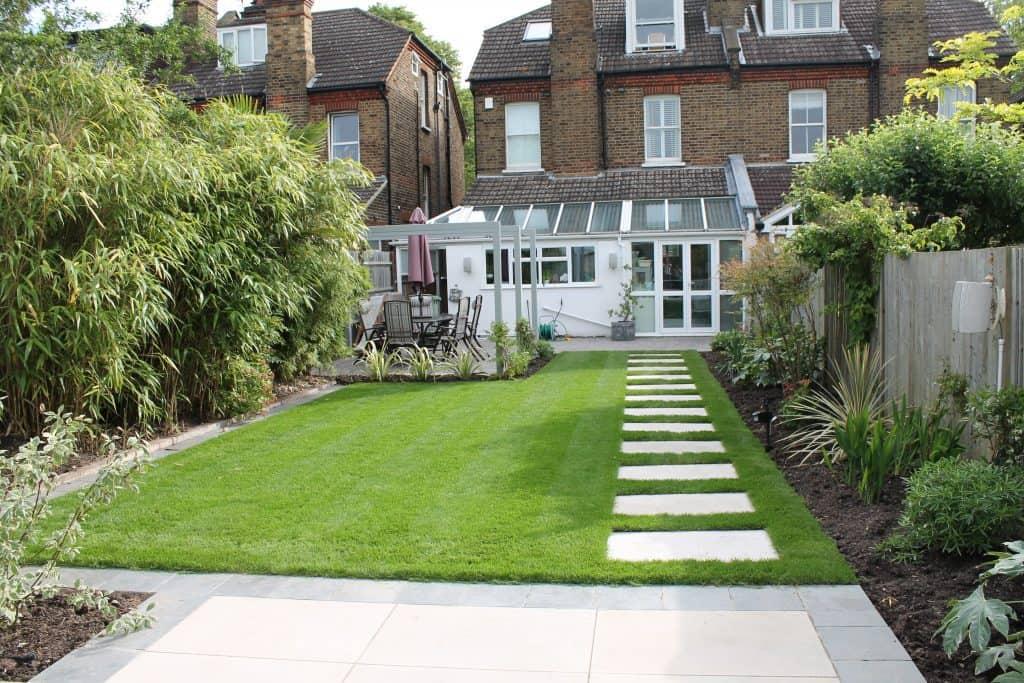 Back Garden - UK PCB