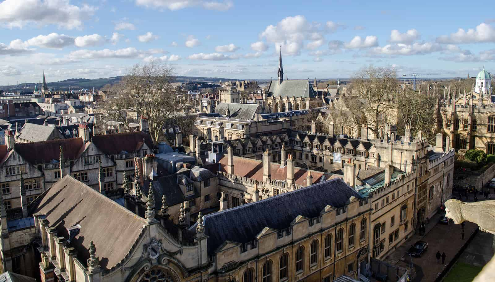 Houses in Oxford - UK Property Cash Buyers