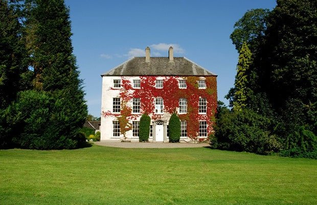 A Large Country House In Northern Ireland