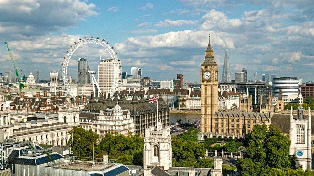 London Eye and Big Ben - UK Property Cash Buyers