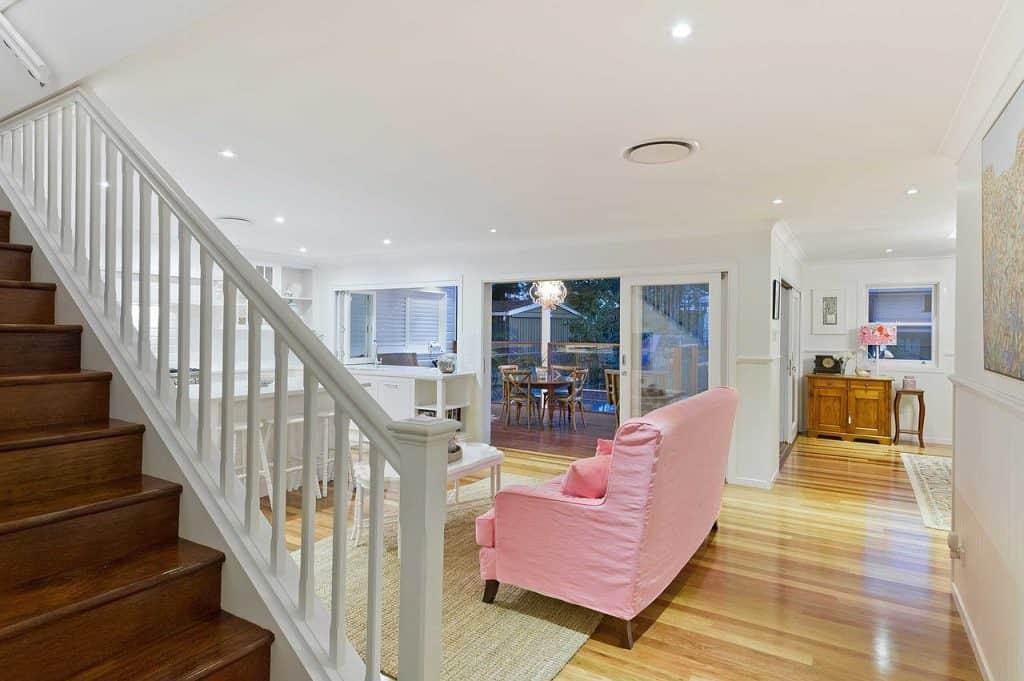 Renovated Lounge - UK Property Cash Buyers