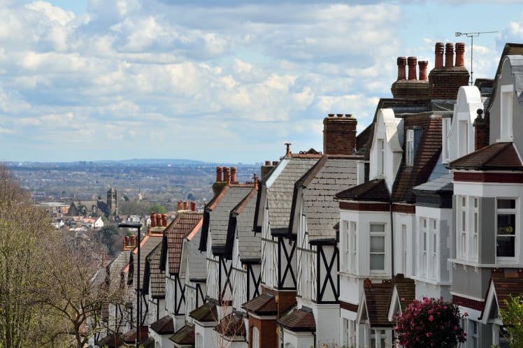 Northern houses skyline - UK Property Cash Buyers