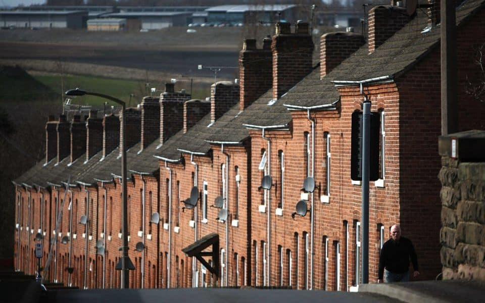 Terraced Houses - UK Property Cash Buyers