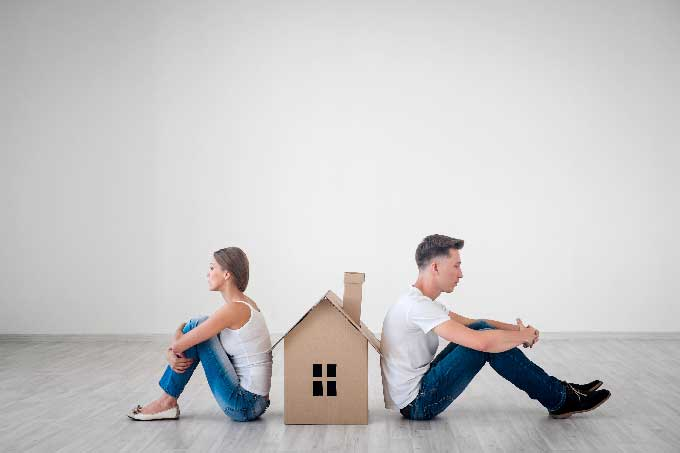 Divorced house - UK Property Cash Buyers