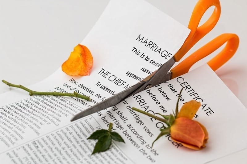 Divorce / separation - UK Property Cash Buyers