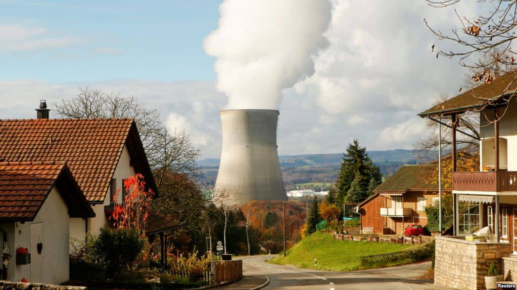 Houses close to cooling towers - UK Property Cash Buyers