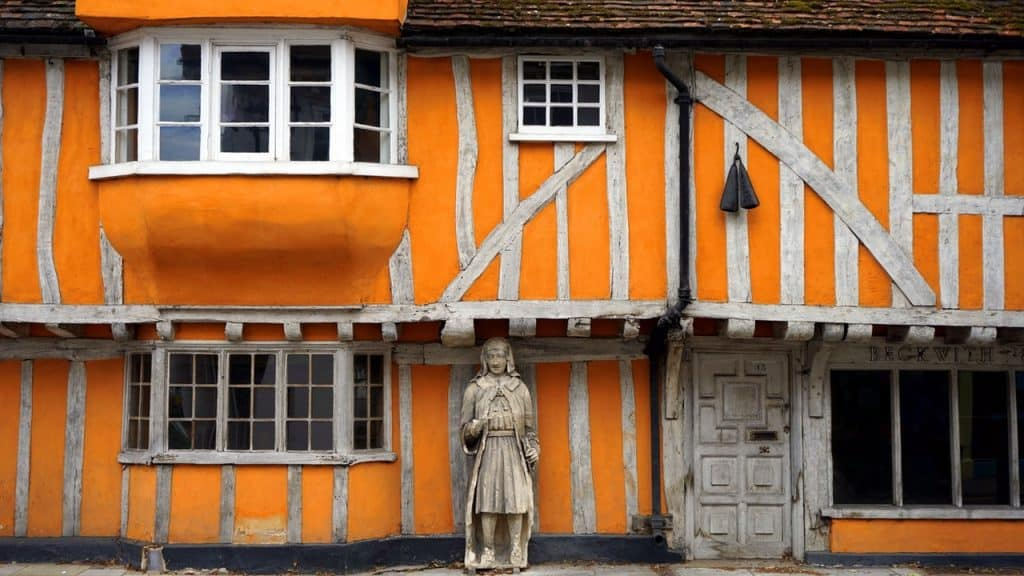Orange old house - UK Property Cash Buyers