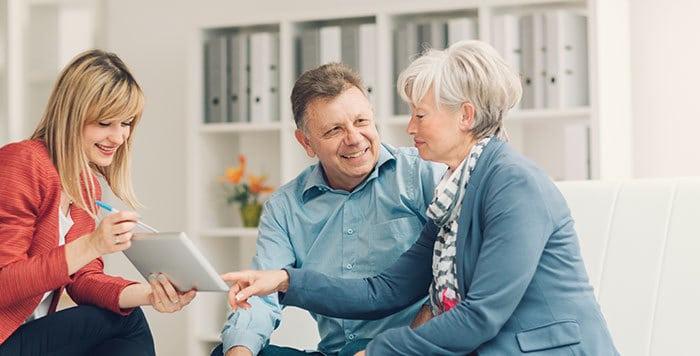 Elderly couple considering options - UK Property Cash Buyres