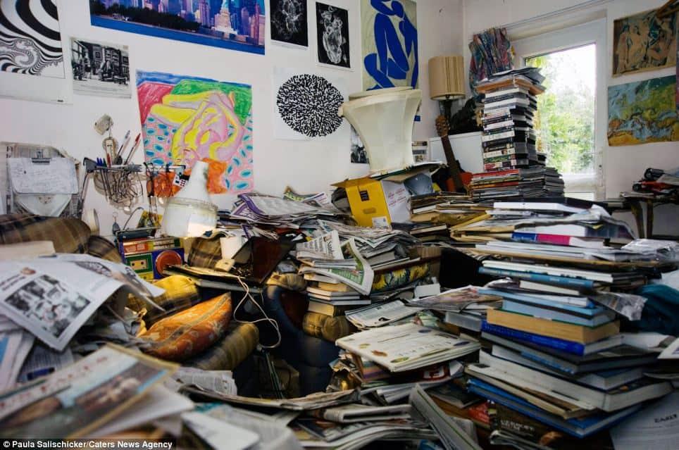 Untidy House - UK Property Cash Buyers