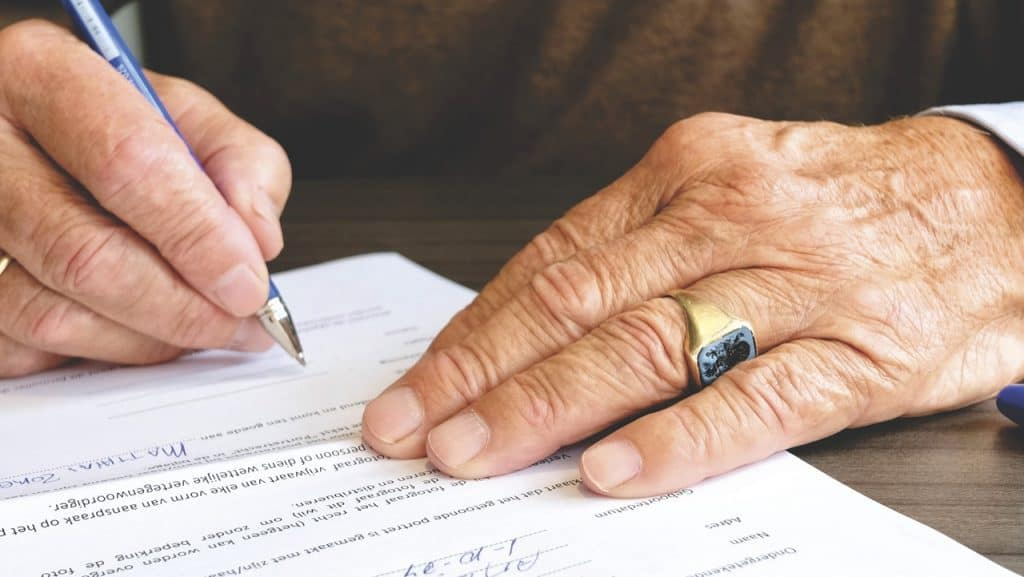 Signing a life long contract - UK Property Cash Buyers