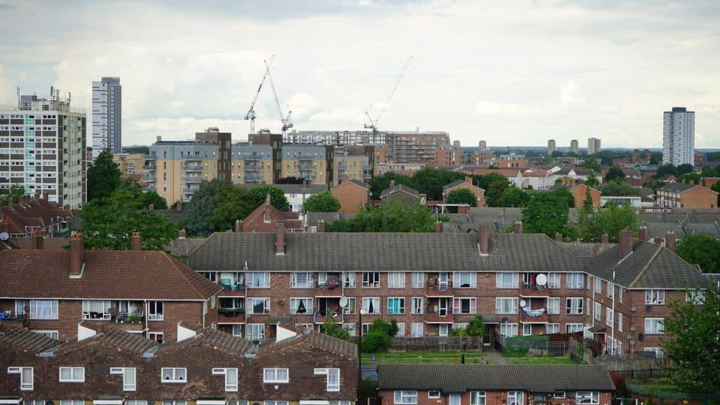 City Roofscape - UK Property Cash Buyers