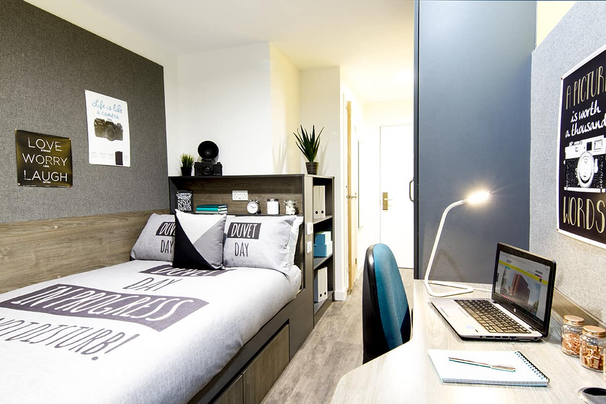Student Accommodation - UK Property Cash Buyers