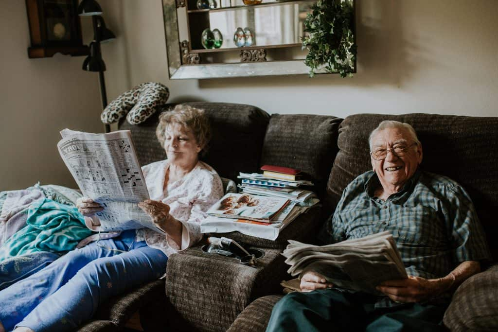 Elderly couple looking for a fast sale - UK Property Cash Buyers